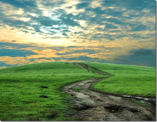 hill-road