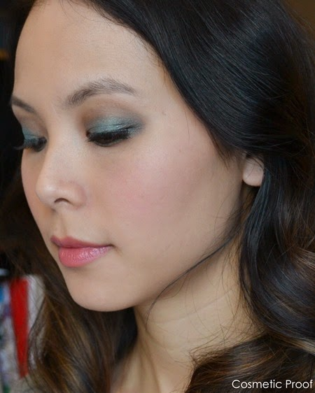 Mary Kay Emerald Noir Makeup Look (2)