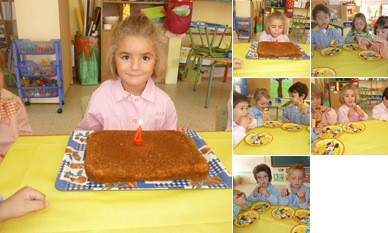 Ver María cumpre catro anos