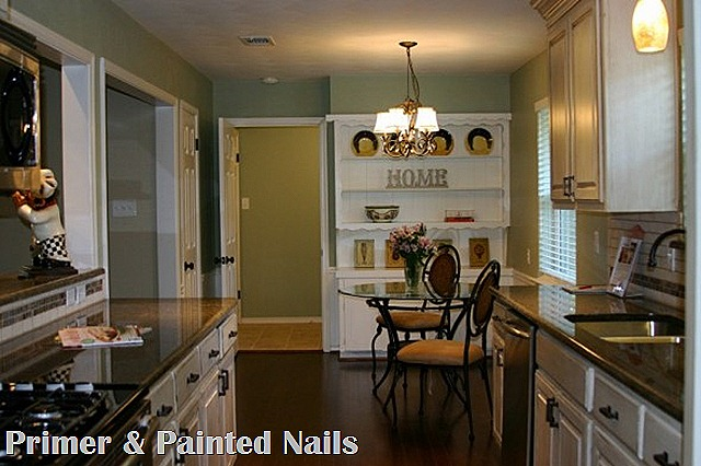 Image Result For White Kitchen Cabinets With White Appliances