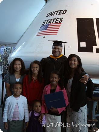 Mike's Graduation group 055