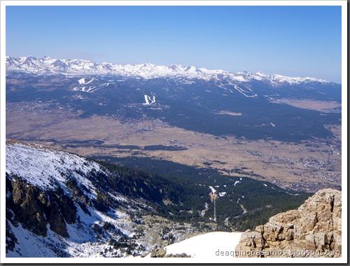 Corredor Gigolo 240m 65º IV (Cambre d'Aze 2750m, Cerdanya, Pirineos) (Isra) 8690