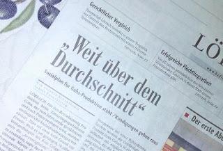 Gaba Produktionsverlegung von Lörrach nach Polen. Badische Zeitung