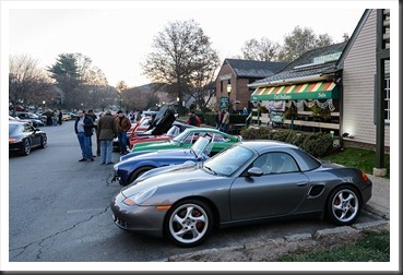 Katie's Cars and Coffee