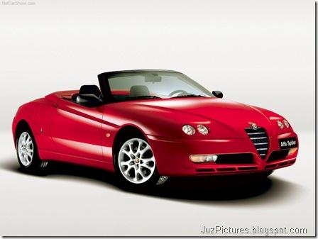 Alfa Romeo Spider (2003)3