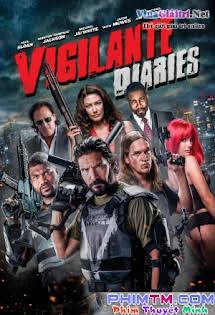 Biệt Đội Chống Tội Phạm - Vigilante Diaries