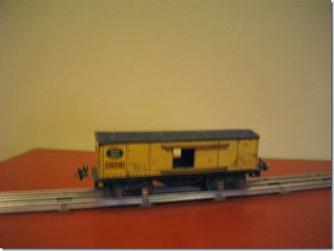 Ives #1679 Boxcar