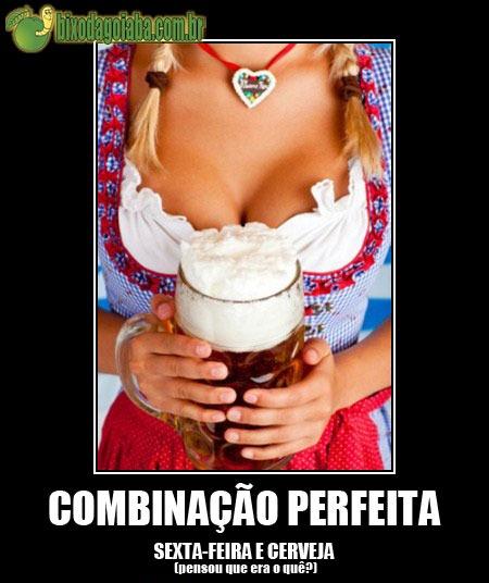 combinacao-perfeita-sexta-cerveja