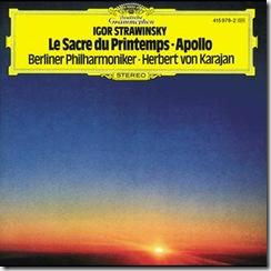 Stravinsky Consagracion Karajan II