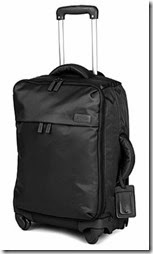 Lipault 4 wheel travel cabin bag