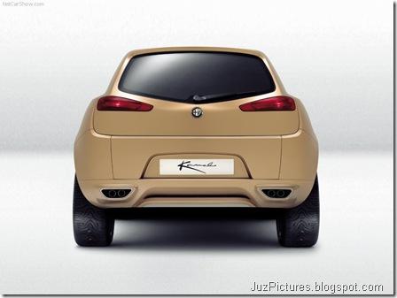 Alfa Romeo Kamal Concept5