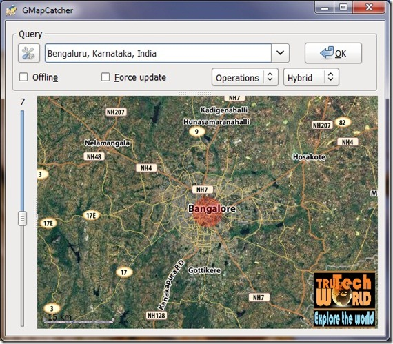 gmap catcher screen1