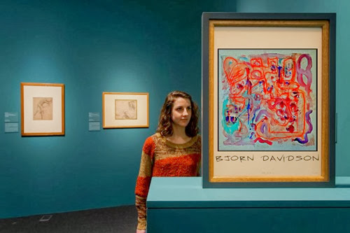 Bjorn Davidson artwork