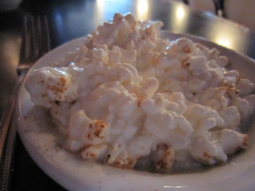 cottage cheese with paprika, Trident Grill