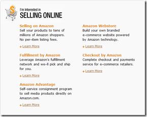 طرق كثيرة لربح المال من موقع أمازون