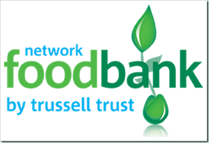 foodbank network logo blue