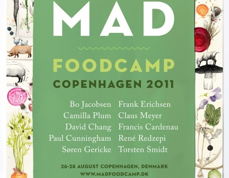 mad food camp