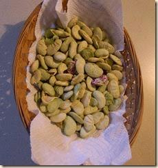 lima bean crop
