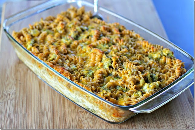 Broccoli Mac & Cheese