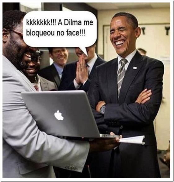 Snowden - Barack Obama e Dilma