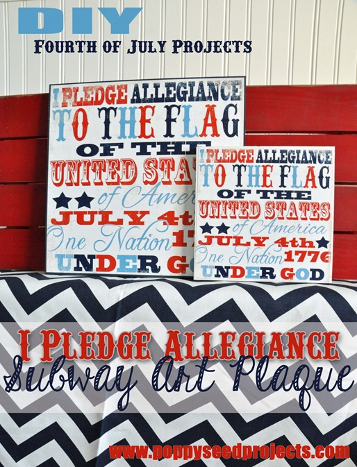 DIY Fourth of July Projects and Super Saturday Craft Ideas