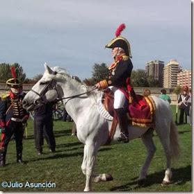 Sitio de Pamplona - mando español