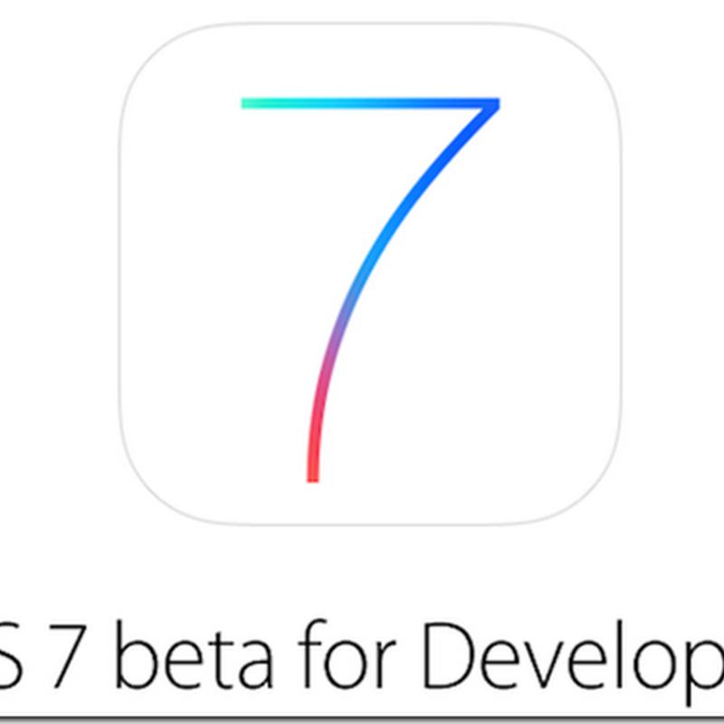 iOS7 Beta 5 al pendiente de tu localización