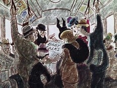 1-13 les passagers du métro