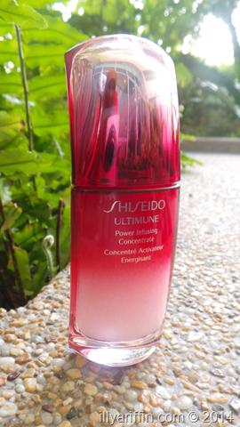 shiseido UTLIMUNE