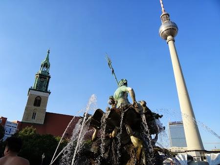 Obiective turistice Berlin: Turnul televiziunii RDG