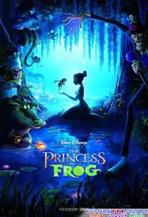 Công Chúa Và Chàng Ếch - The Princess And The Frog