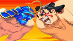 Street Fighter Alpha 2, Finais, Sodom