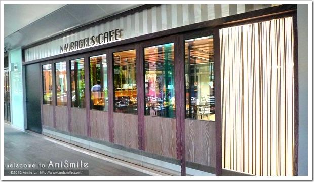 【台北美式】N.Y. BAGELS CAFE