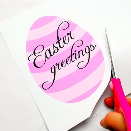 Vintage Easter Banner 4
