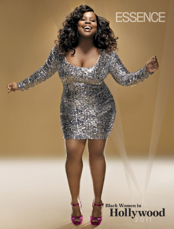 Amber-Riley-Essence-Magazine-March-2011-570x748