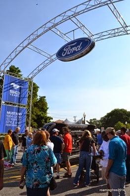 Ford Display