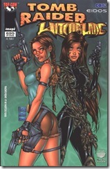 P00003 - Witchblade & Tomb Raider