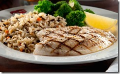 Wood-Grilled Fresh Tilapia