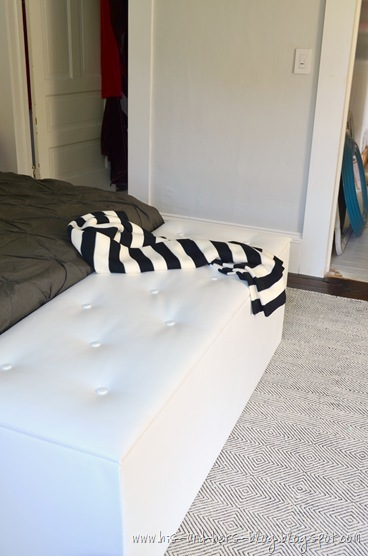 how to make your own storage ottoman