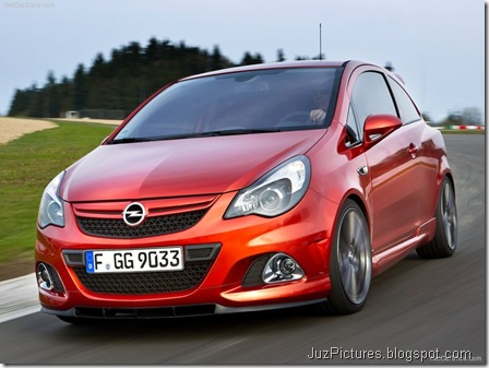Opel Corsa OPC Nurburgring Edition 8