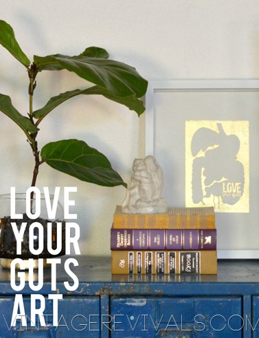 Love Your Guts Art