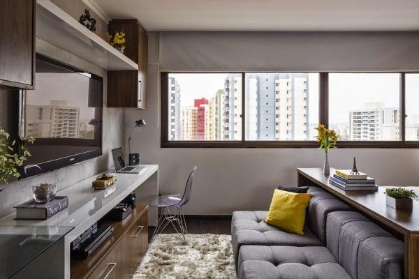 30m2 brazil aparterment