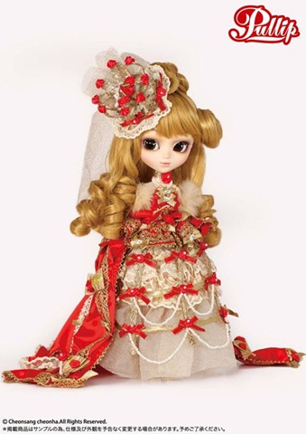 Pullip Princess Rosalind Feb 2013 17
