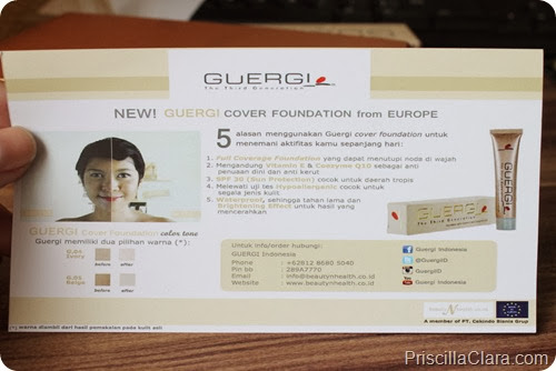 Priscilla Clara review Guergi full coverage foundation_02
