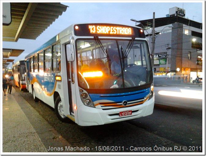 052 - GERATUR  - Campos Ônibus RJ