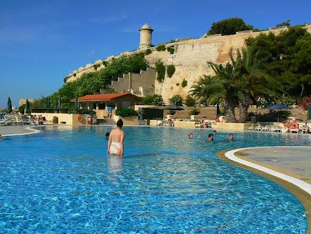 Malta accomodation: Hotel Excelsior La Valletta