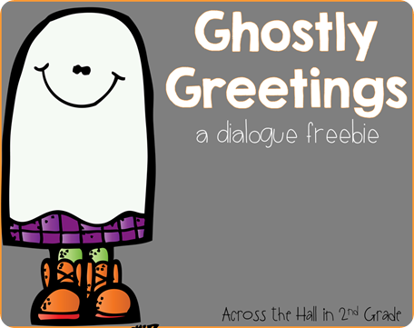 Ghostly Greetings Cover