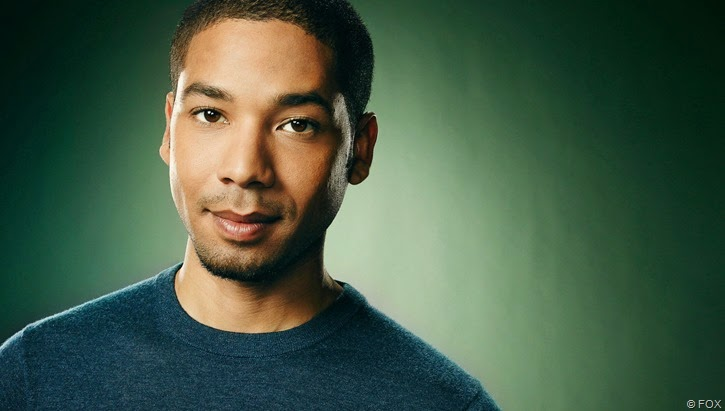 Jussie Smollett as Jamal Lyon on EMPIRE