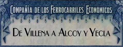 Compañia de Ferrocarriles Económicos VAY elSocarraet.blogspot.com