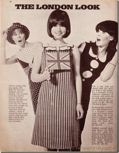mod sixties london look